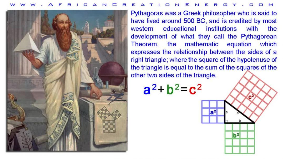 The Ptah-Horus (Pythagoras) Theorem.mp4
