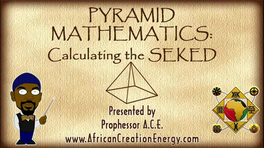 PYRAMID MATHEMATICS  Calculating the SEKED.mp4