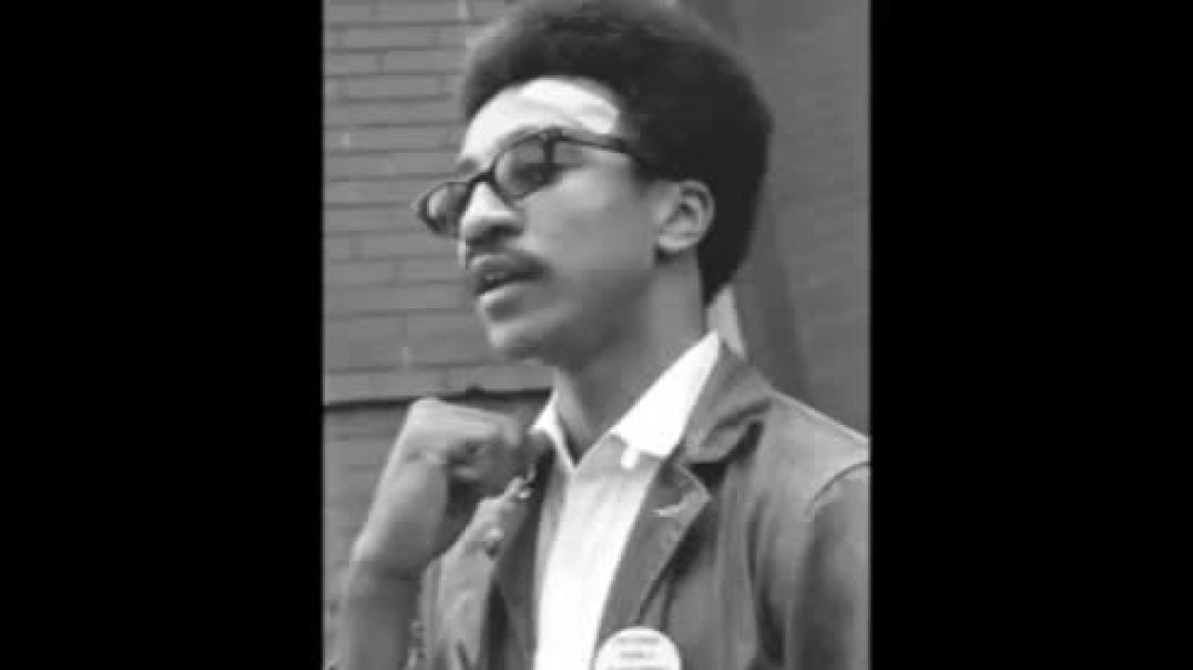 H. Rap Brown address the Black Panthers (1968)
