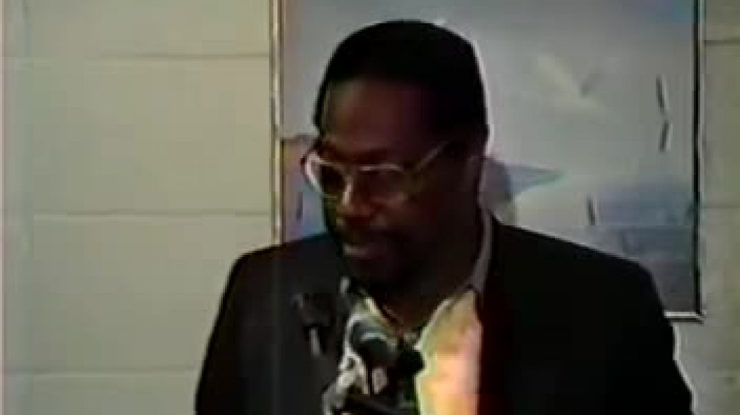 Dr  Amos Wilson Black ManHood in the Diaspora