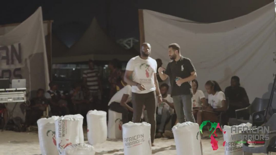 African Warriors Fighting Championship - Bashiru Nasiru vs Mansiru Yusuf - full wrestling bout