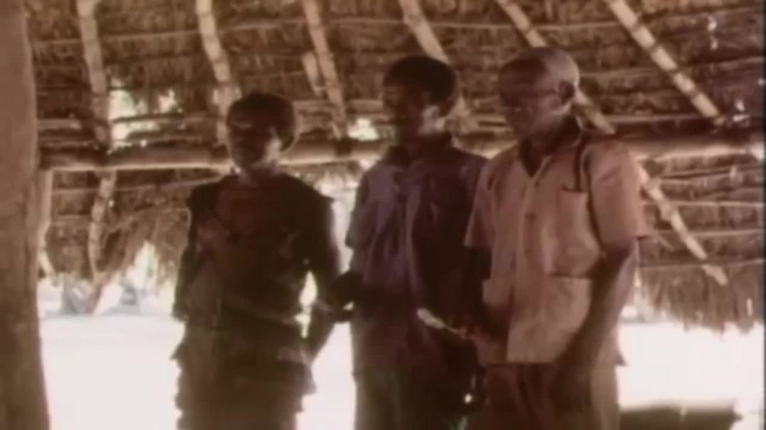 Among the Azande (Afrikan Warrior Tribe) people.