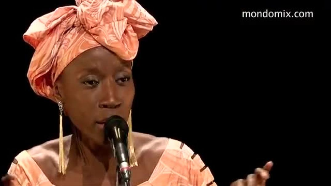 Rokia Traoré   -Live session-