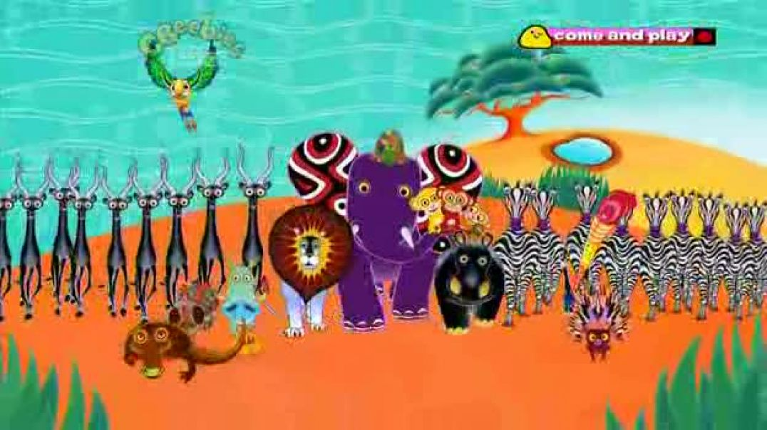 Tinga Tinga Tales of Africa Episode 10