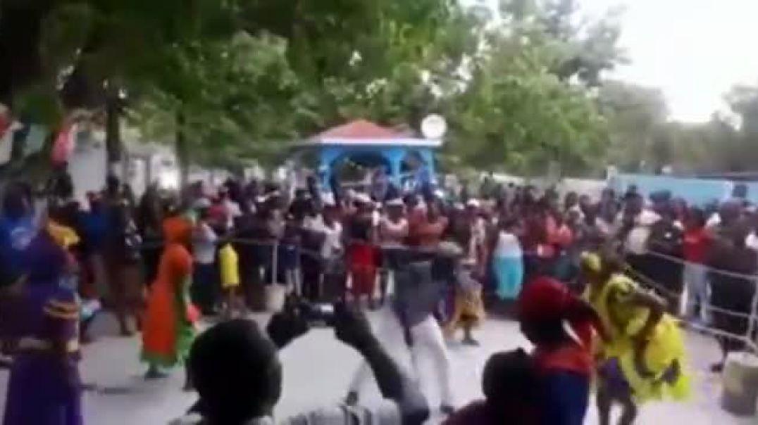 Haitian Tíre Machet