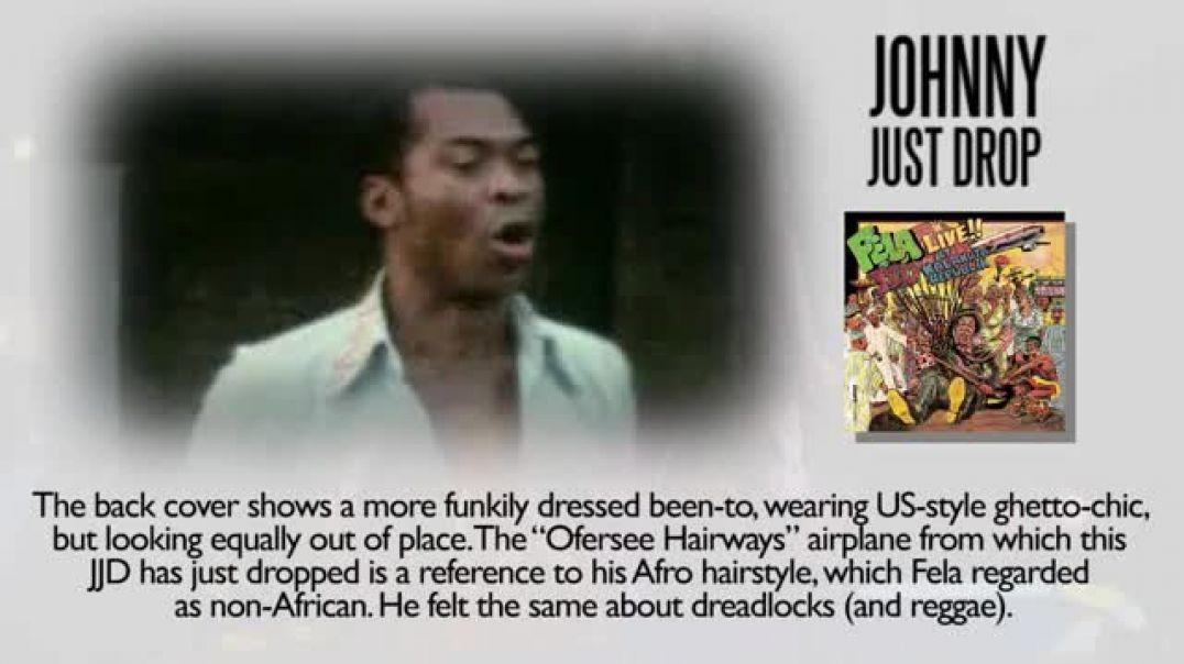 Fẹlá Kuti   -JJD (Johnny Just Drop) 1977-
