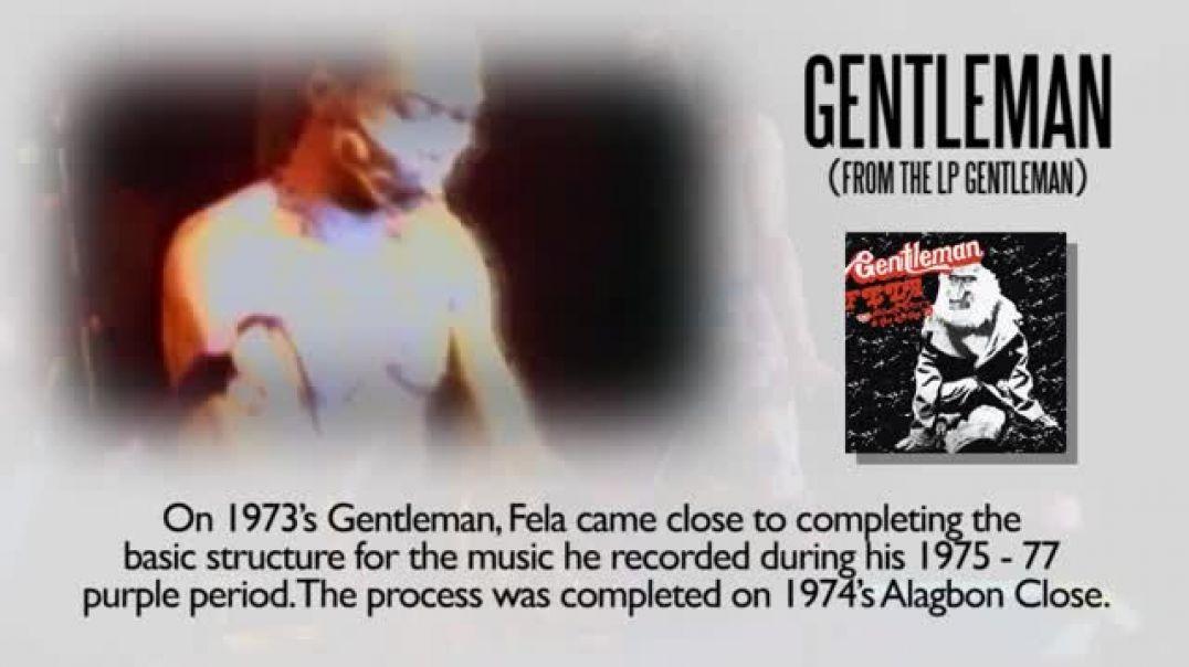 Fela Kuti -Gentleman (LP)-