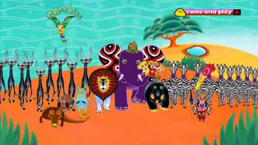 Tinga Tinga Tales of Africa Episode 14