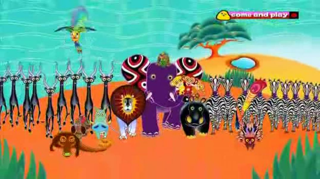 Tinga Tinga Tales of Africa Episode 9
