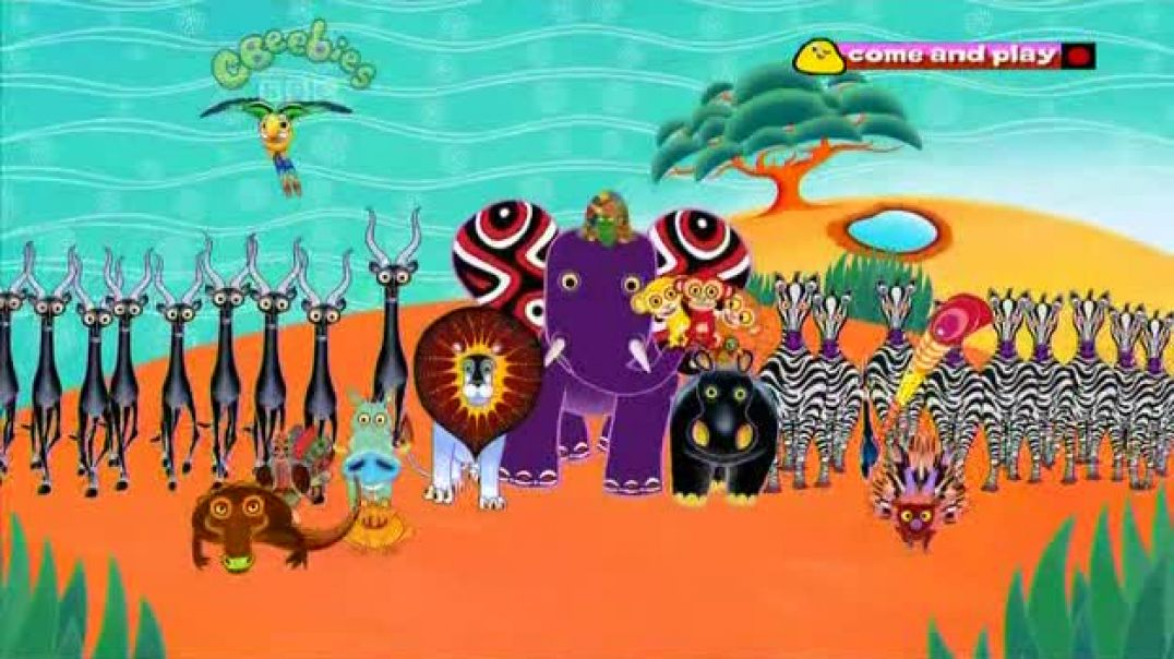 Tinga Tinga Tales of Africa Episode 12