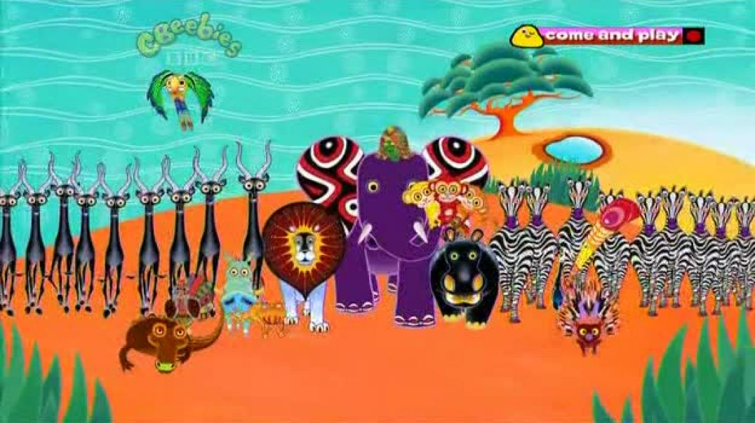 Tinga Tinga Tales of Africa Episode 15
