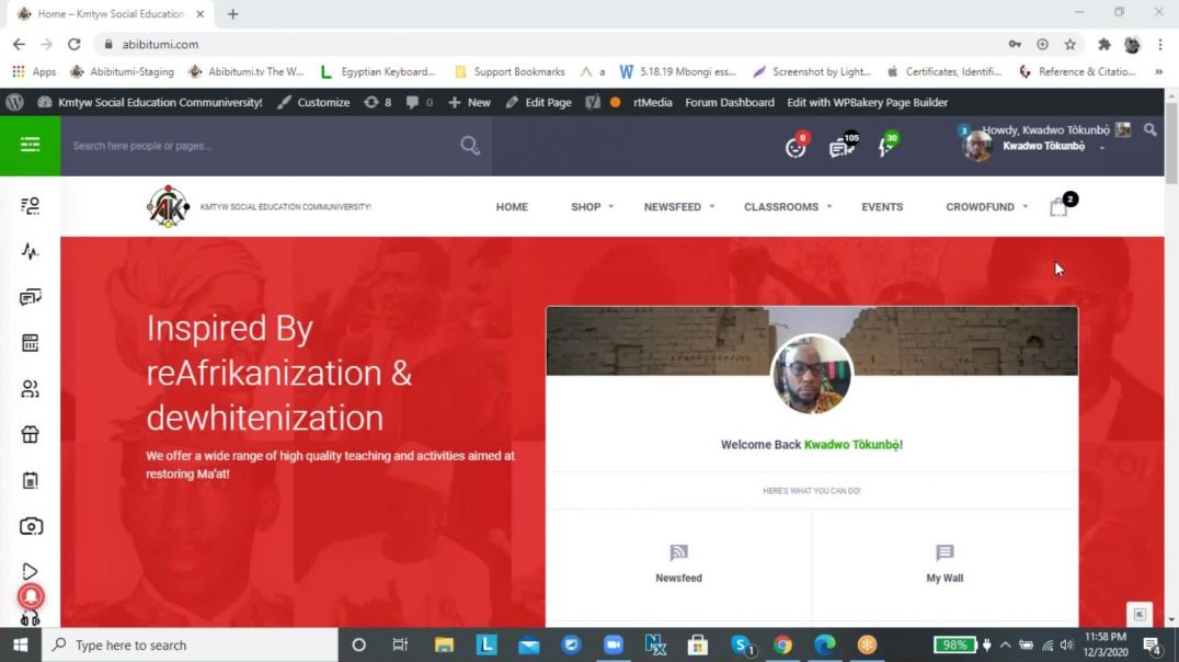 How to Update Your Avatar, Cover Photo, and Account Details