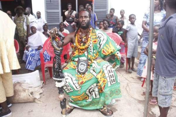 How Ghana made itself the African home for a return of the black diaspora (Ọbádélé Kambon feature article)