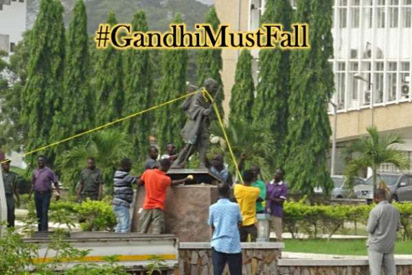 SHOULD GANDHI'S HYPOCRISY BE TAUGHT IN WEST AFRICAN SCHOOLS? – A DISSENTING VIEW