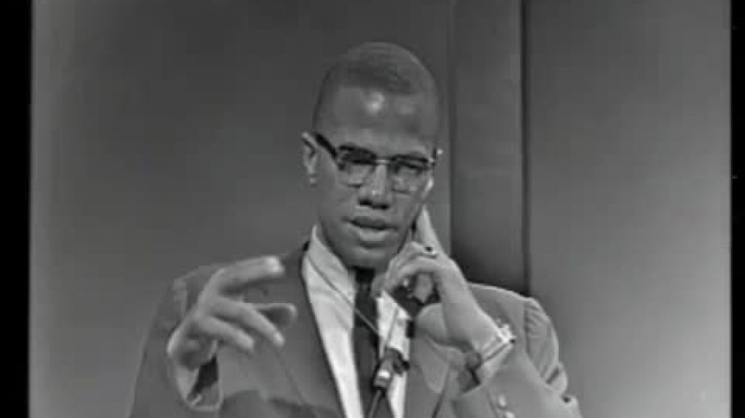 Mhenga Malcolm X: Interview University of California Berkeley [11 October 1963]