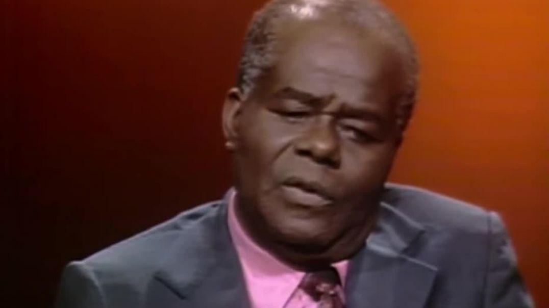 Mhenga John Henrik Clarke Tony Brown Interview [1973]