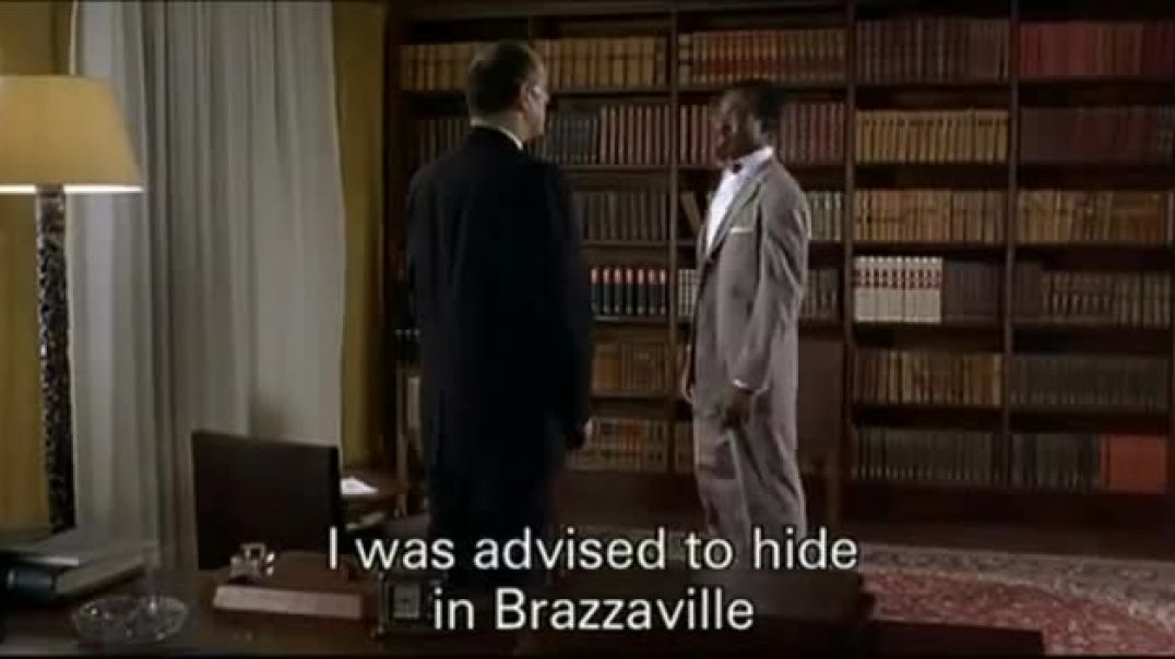 Film - Lumumba [2000]