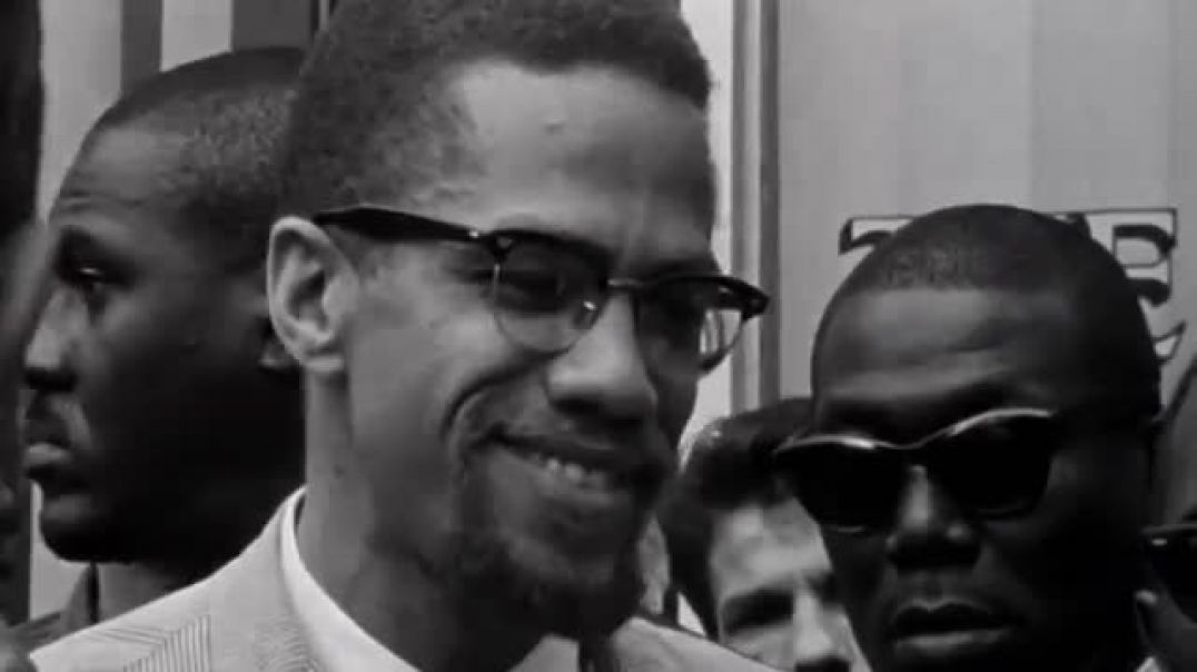 Documentary - Malcolm X: His Own Story as It Really Happened [1972]