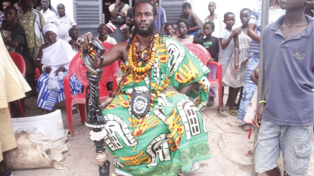 ZOH TV Diasporians Living in Ghana Obadele Kambon PhD