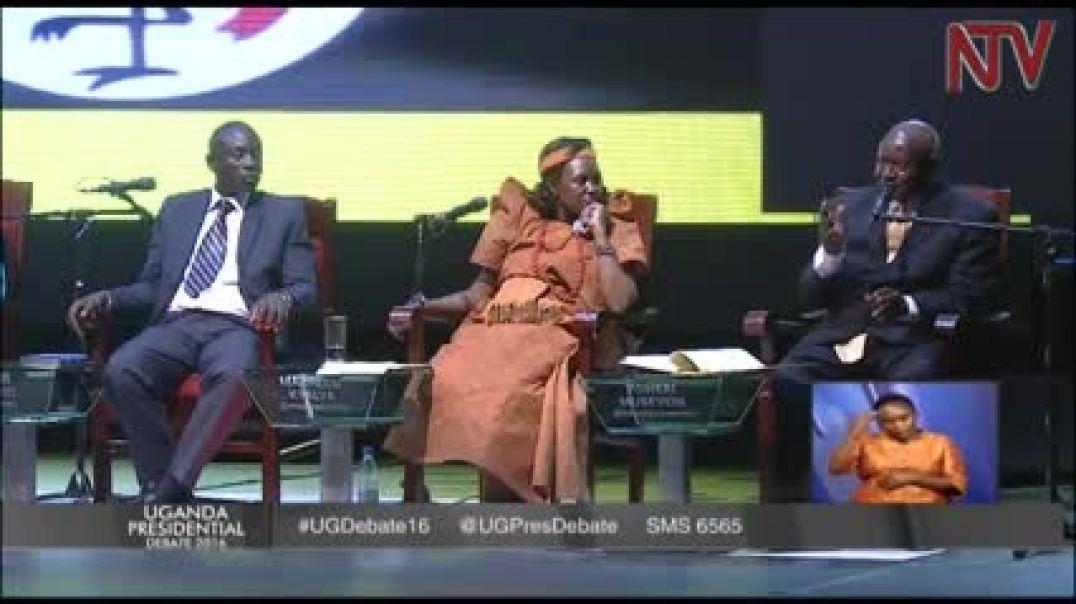 The 2nd Uganda Presidential Debate 2016