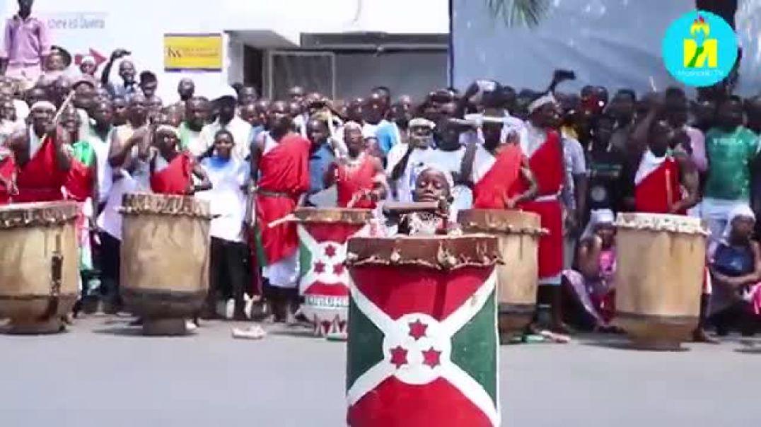 Raba umurisho w'ingoma abatimbo b'ibujumbura berekanye mukwiyamiriza abakoresheje ingoma m