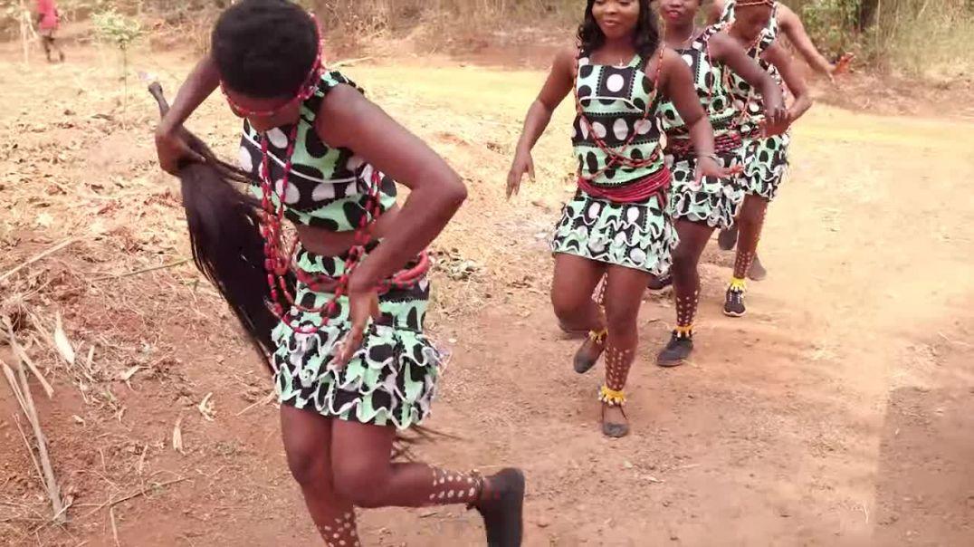 """Igbo Dance- """"Ije nwayo"""" by Agbani-Nguru Ikorodo Group"""
