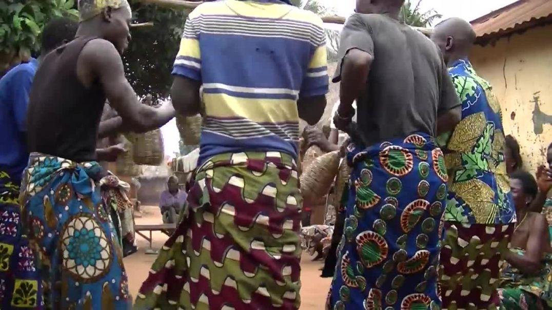 Vodoun Ceremony for Sakpata, in Benin
