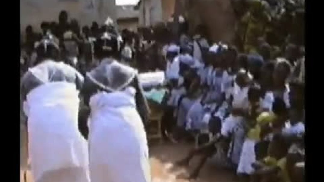 Initiation of a Priestess