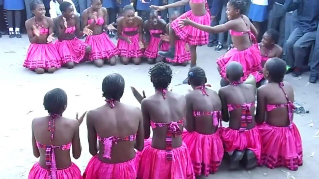 Oshiwambo dance - Ongha S.S.S. Cultural Group