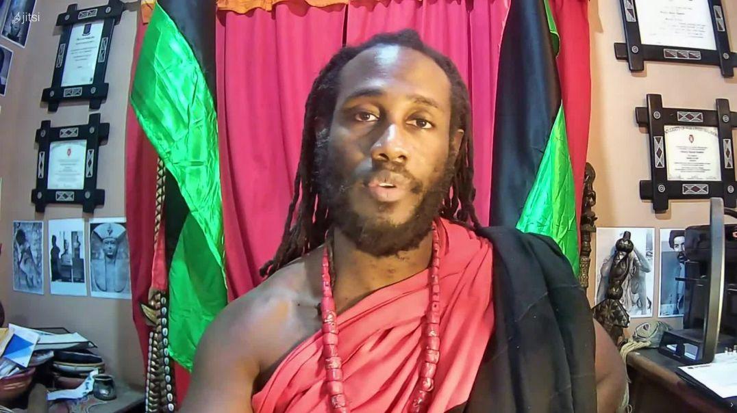August 8th, 2021: A Special Abibitumi Tribute to Baba Runoko Rashidi: 5PM Ghana Time