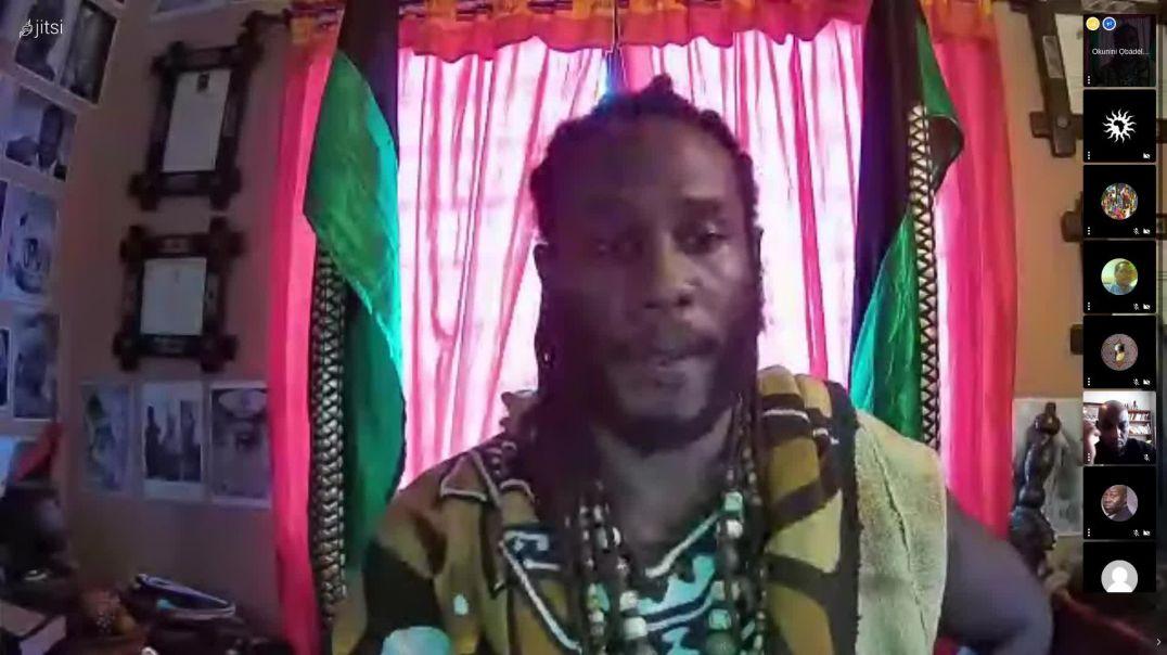 Honoring Baba Runoko Rashidi
