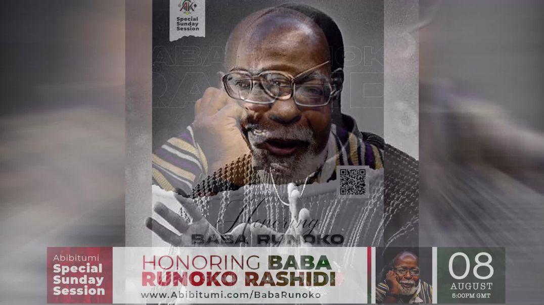 ABIBITUMI HONORS BABA RUNOKO RASHIDI: Video Tribute