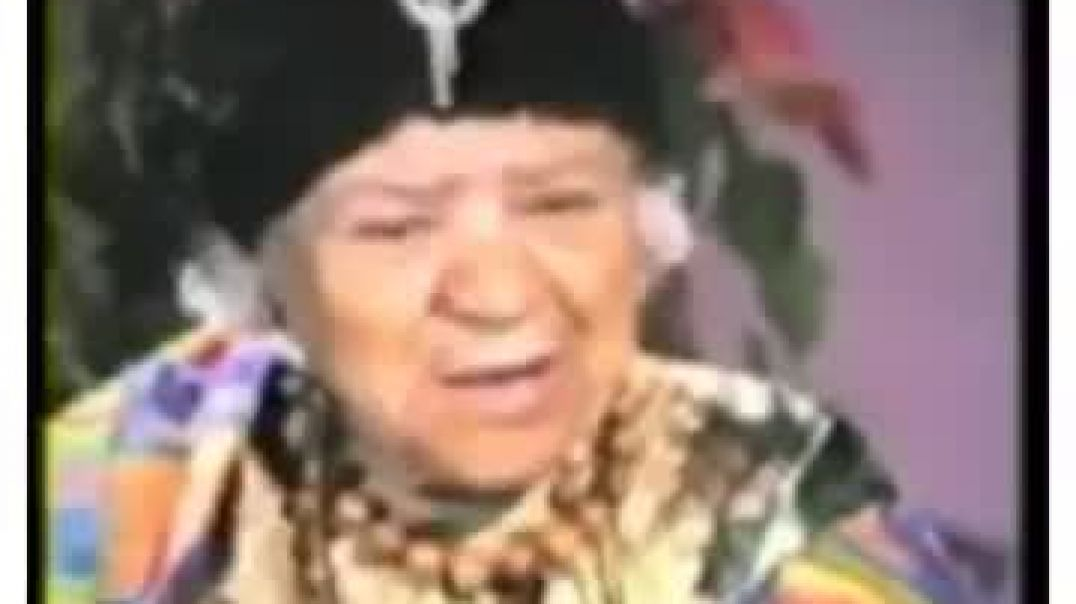 Queen Mother Moore remembering the Nna Garvey movement